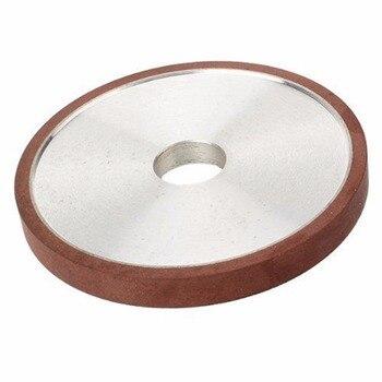 Odporne na zużycie ściernica diamentowa puchar 100mm 180 Grit kuter szlifierka do piły z węglika do polerowania metalu Mayitr