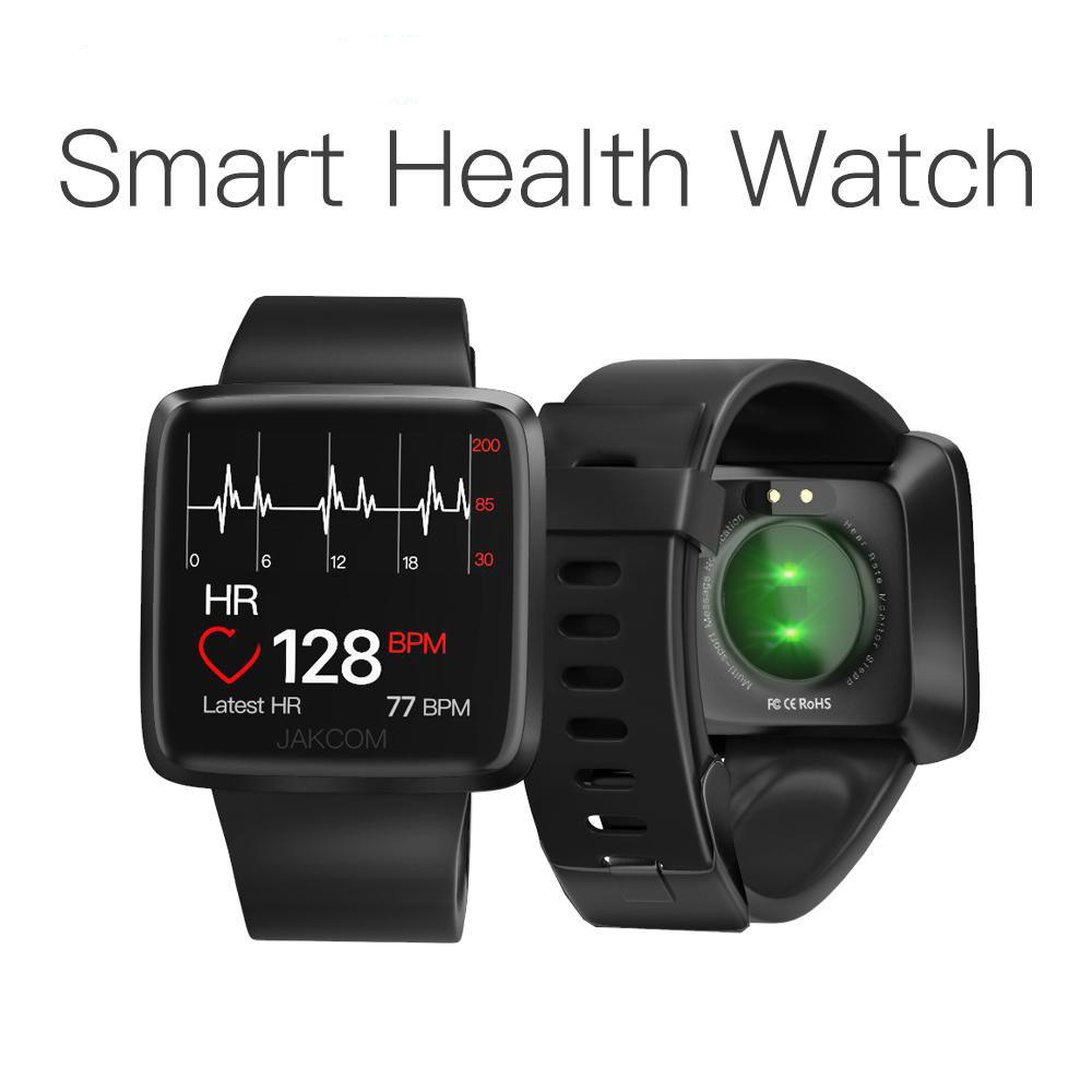 2019 New IP68 Waterproof Smart Health Watch Blood Pressure Heart Rate Sport Mode Smart Watch Men Women Fitness Watch Clock