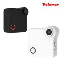 2017 New Mini Wifi IP Camera 720P HD Body Wearable Camera Motion Detection Action Camera Small