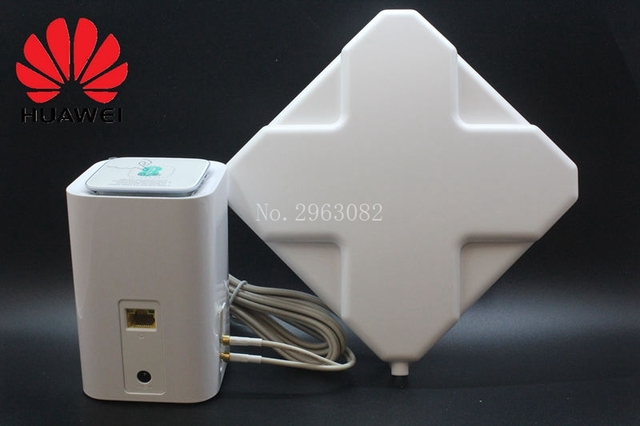 US $65 99 |Unlocked Original Huawei E5180 E5180as 22 with Antenna 4G LTE  Cube WiFi Hotspot Router Home wireless Router with sim card slot-in 3G/4G