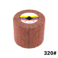 320 Mesh Abrasive Wire Polishing Wheel Grinding Tool Accessories For Metal Surface Drawing Polishing Derusting Cepillo