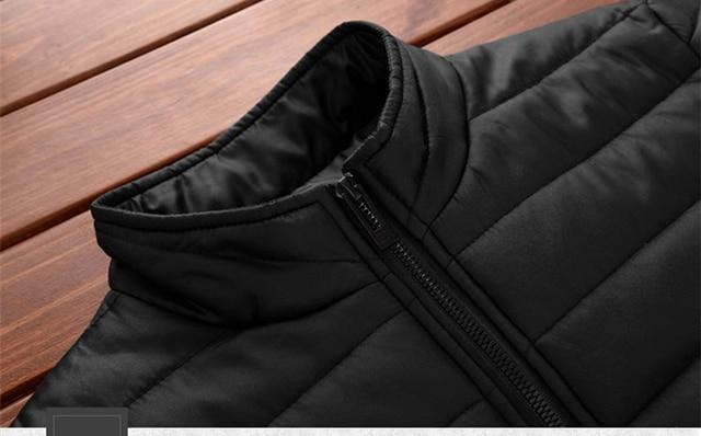 Autumn Winter Man Jacket soft Casual Men`s Windbreaker Jackets 2