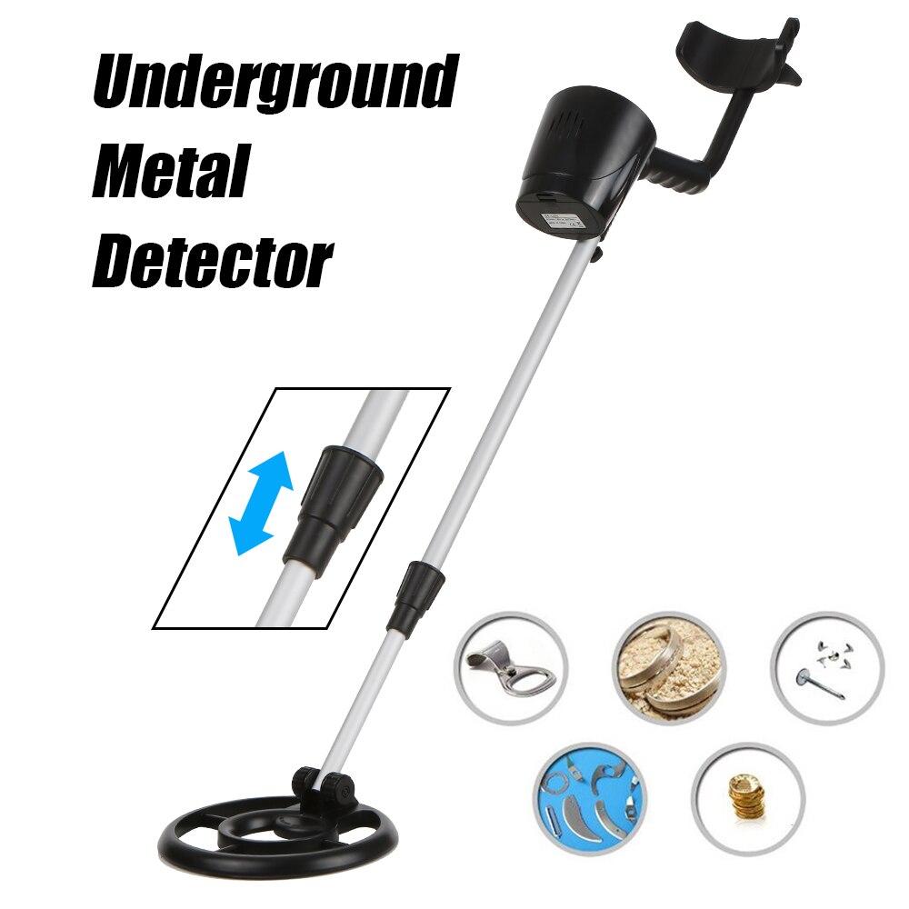 Подземный Профессиональный металлоискатель Поиск сокровищ GC-1066 золото детекторы Hunter трекер Seeker металла цепи детектор