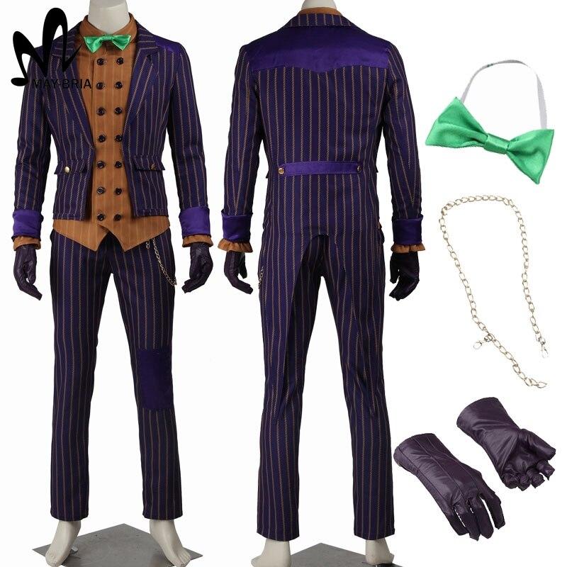aliexpresscom buy batman arkham knight joker cosplay