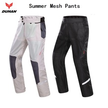 Free shipping 1pcs DUHAN Mens Cycling Pants Windproof Breathable Motorcycle Oxford Splicing Outdoor Sport Trousers