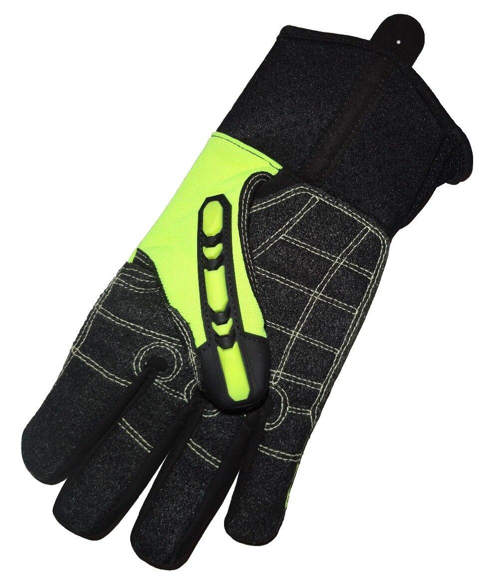 Gant de sécurité anti-vibration gant résistant aux coupures gant - Sécurité et protection - Photo 4