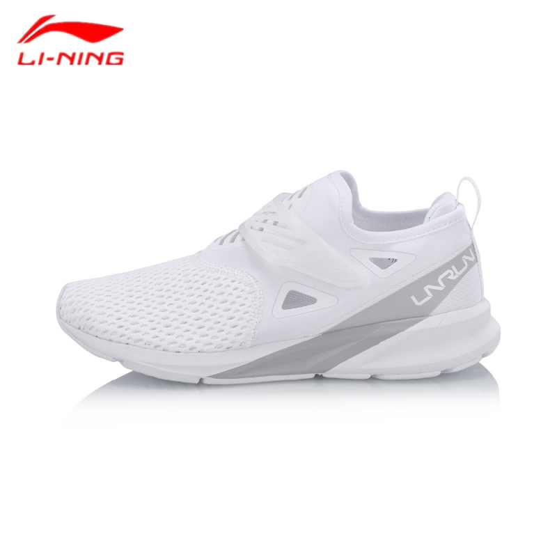 Li-Ning Women's Running Shoes 2018 Color Zone Cushion Breathable Wearable Light Weight Sports Sneakers ARHN086 li ning comfort women color zone running shoes cushion breathable wearable ln sports shoes light weight sneakers arhn086 z029