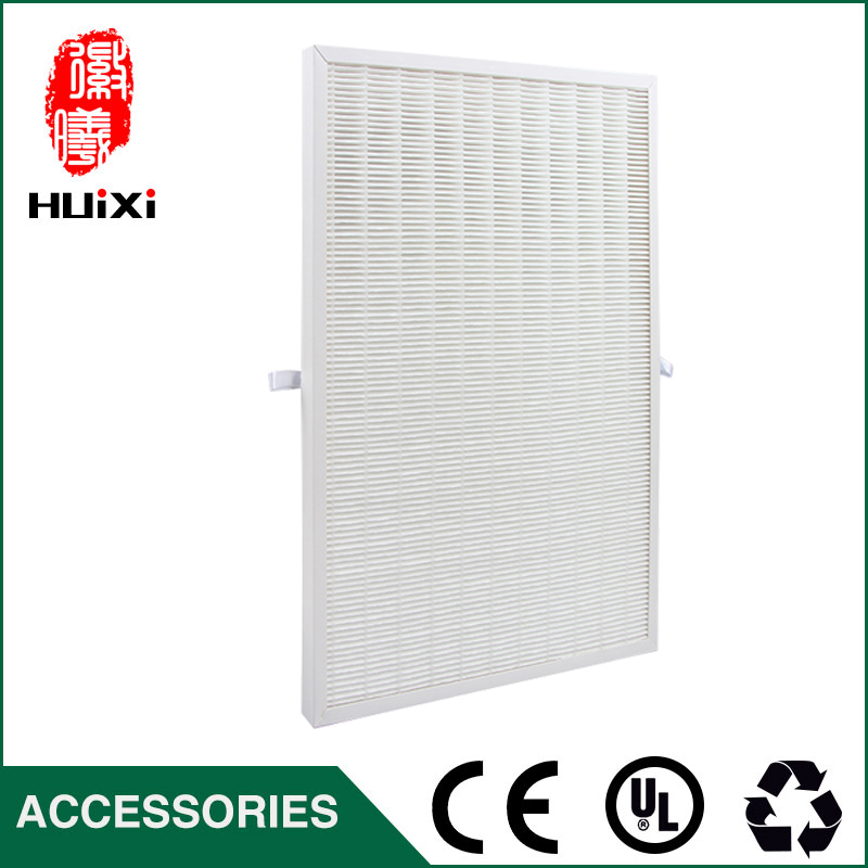 Hot sale HJZ2202 white dust hepa air filters of high efficient composite air purifier parts for KJF2105T 2903E 2108T free shipment high efficient air care machine remove allergen smoke upleasnat odor filters exchangable