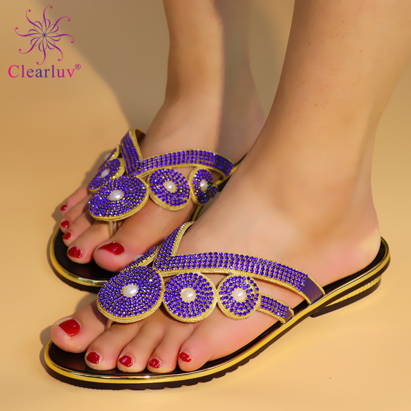 Latest Design Ladies Sandals with Heels