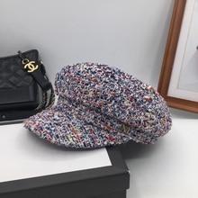 O novo cap marinha cap marinha estudante ms lazer coringa chapéu viseiras 4ed5fd0416d