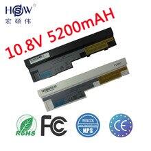 HSW 5200mAh 11.1v laptop battery for Lenovo IdeaPad S100 S10-3 S205 S110 U160 S100c S205s U165 L09S6Y14 L09M6Y14 6 cells