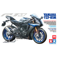 Assembled Motorcycle 14133 Yamaha YZF R1M Motorcycle 1 / 12 MODEL KIT
