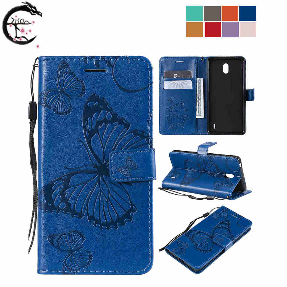 Flip Cover For <font><b>Nokia</b></font> 1 Plus 1plus Leather Case <font><b>TA</b></font>-<font><b>1130</b></font> <font><b>TA</b></font>-1111 <font><b>TA</b></font>-1123 <font><b>TA</b></font>-1127 1131 Phone Holder Cases Wallet Shell Card Casing image