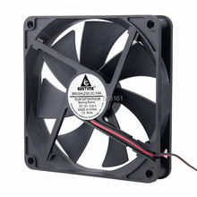 20PCS Gdstime 2Pin 140mm CPU Cooling Fan Radiator Computer Case Cooler 14cm 140x25mm