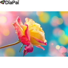DIAPAI Diamond Painting 5D DIY 100% Full Square/Round Drill Flower landscape Diamond Embroidery Cross Stitch 3D Decor A24228 diapai 100% full square round drill 5d diy diamond painting flower landscape diamond embroidery cross stitch 3d decor a21095