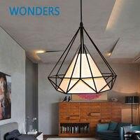 Modern Ceiling Lights Bar Living Room Bedroom Dining Room Lamp Nordic Simple Style Iron Metal Spray