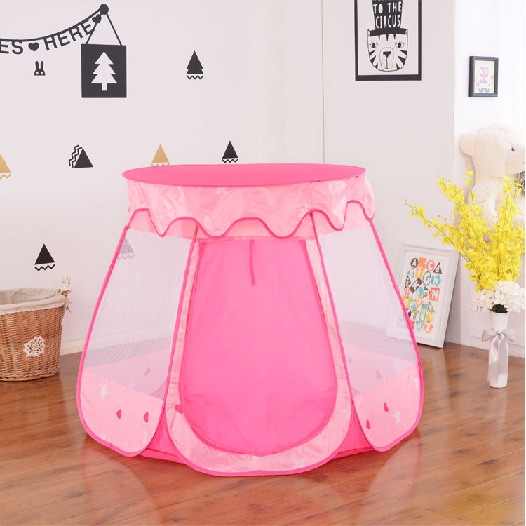 YARD Hot Air Balloon Patterns Kids Play Tents Indoor Outdoor Tent Girls/Boys Toys Baby Playhouse Tent for Children Kids Playing