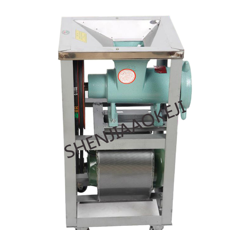 Amicable 2.5kw Large Commercial Electric Meat Grinder Broken Bone Machine Grinding Fish Machine Grind Chili Pepper Dough Mixer 220v Tools