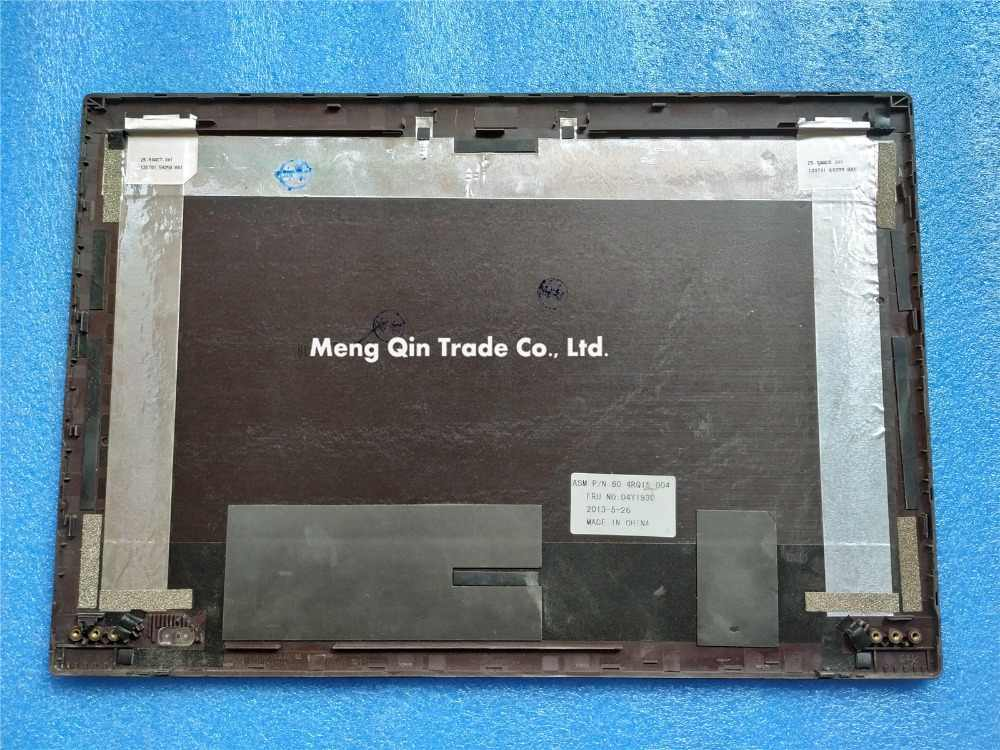 Original thinkpad lenovo X1 carbon LCD Rear Cover Back Top 04Y1930 04W3904  Gen 1 W/touch