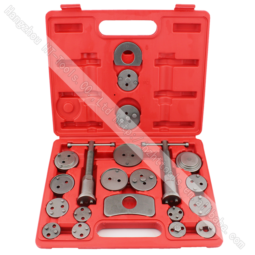 21pcs Brake Piston Tool For Brake Caliper Wind Back Kit Auto Tool Kit