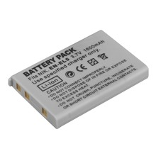 EN-EL5 ENEL5 Digital Camera Battery for Nikon Coolpix P4 P80 P90 P100 P500 P510 P520 P530 P5000 P5100 5200 7900 P6000 3700 4200