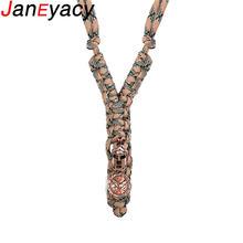 Женское Ожерелье в стиле армейского солдата нейлоновое ожерелье