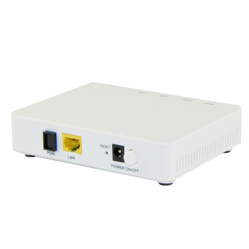 Gigabit EPON ONU with a 1000Mbps Ethernet interfaces and a 1.25Gbps PON SC fiber interfaces Compatible with FTTO, FTTD, FTTHGigabit EPON ONU with a 1000Mbps Ethernet interfaces and a 1.25Gbps PON SC fiber interfaces Compatible with FTTO, FTTD, FTTH