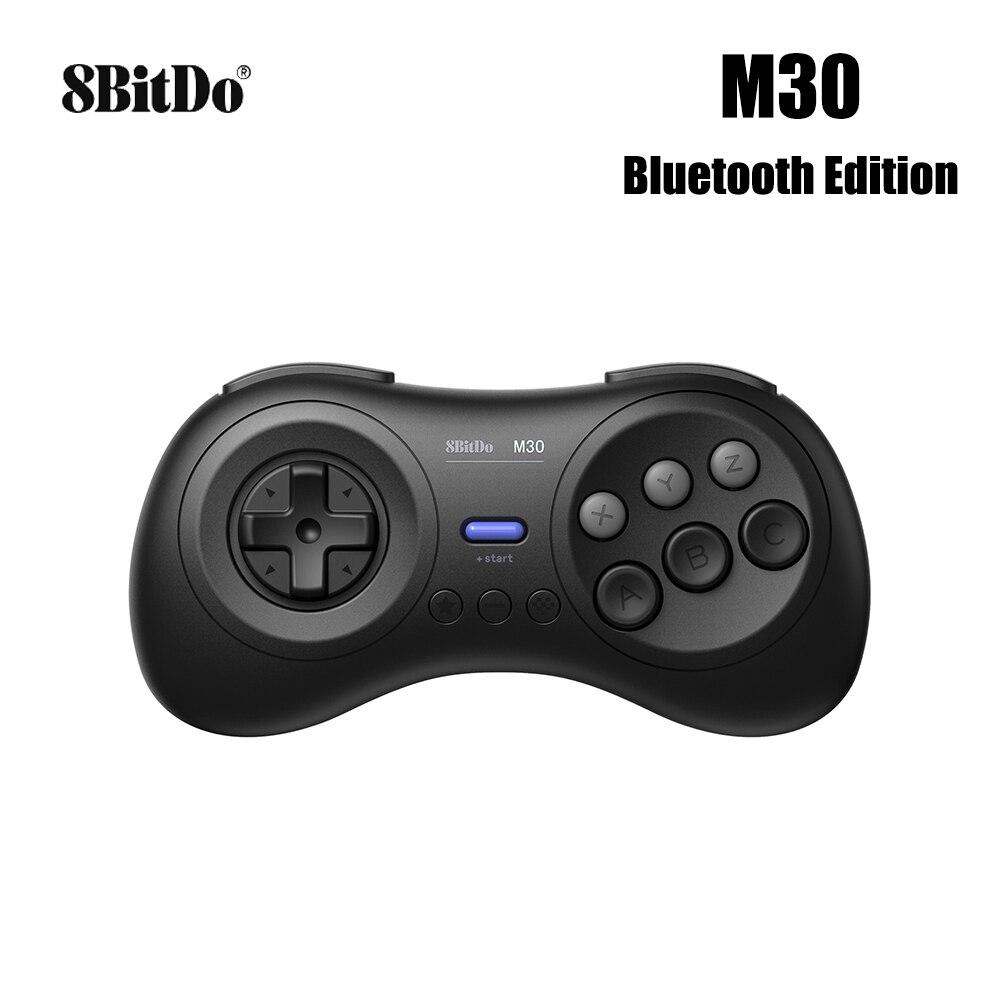 8 битдо M30 Bluetooth беспроводной геймпад игровой контроллер для Nintendo Switch Windows Android macOS паровой