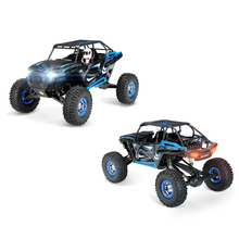 1/12 Sikat 12428-B Listrik RC Car 2.4G 4WD kecepatan tinggi remote control rc climbing mobil mainan dengan led light anak anak terbaik hadiah