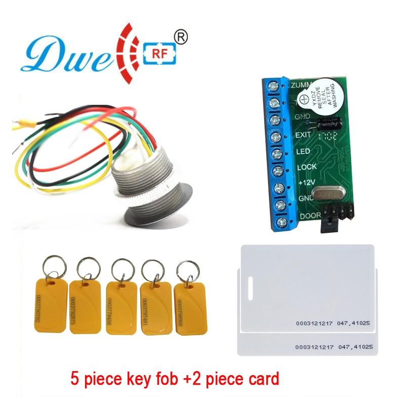Toegangscontrole systeem RFID kaartlezer bedieningspaneel standalone controller met reader-in Toegangscontrolekits van Veiligheid en bescherming op AliExpress - 11.11_Dubbel 11Vrijgezellendag 1