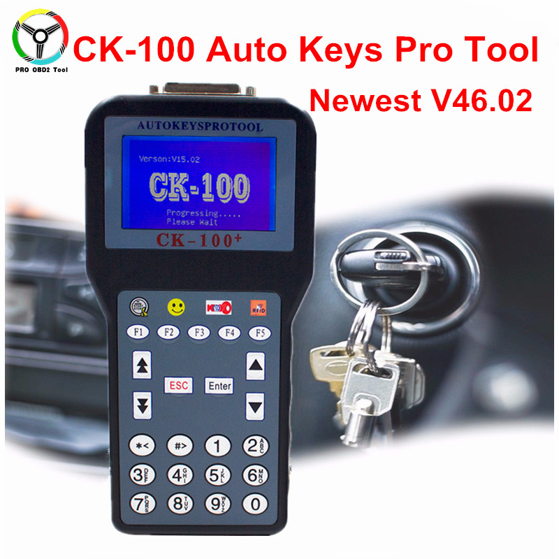 CK100 Auto Key Programmer V46.02 Latest Generation Of SBB CK-100 Auto Key Pro Tool Support Multi-Brand Cars With 1024 Tokens carcode 2016 top rated professional r270 for bmw cas4 bdm programmer auto key programmer r270 cas4 free shipping