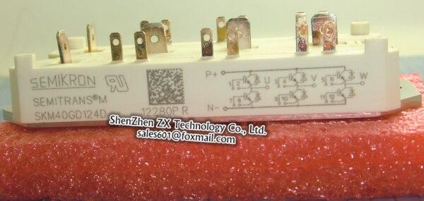 SKM40GD124D IGBT module 40GD124D 1pcs lot original in kind shooting skm40gd124d skm 40 gd 124 d semikron module in stock
