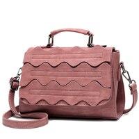 SFG дом женские Модные Винтажные PU кожаные сумки, кошельки милые девушки посланник сумки на ремне, черный зеленый розовый Кроссбоди
