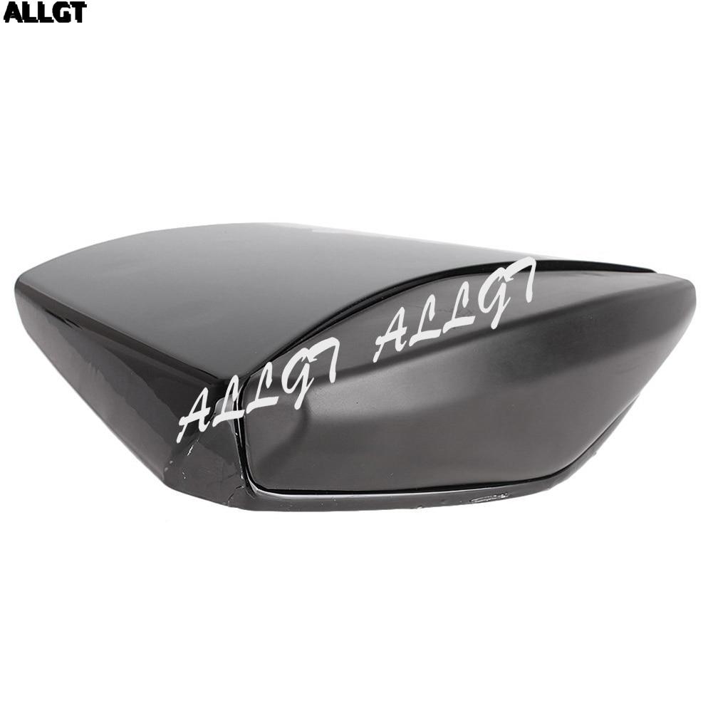 ALLGT Rear Pillion Seat Cowl Fairing Cover Fit Yamaha YZF R6 2003 - 2005 ABS Plastic Black Fairing for yamaha 2003 2004 2005 yzf r6 unpainted motorcycle tail rear fairing abs plastic 03 04 05
