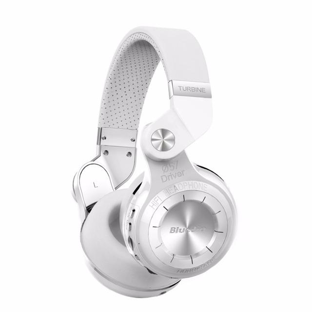 100% original bluedio t2 + 4.1 estéreo sem fio bluetooth fone de ouvido fone de ouvido fone de ouvido dobrável stretchable suporte cartão sd fm mic