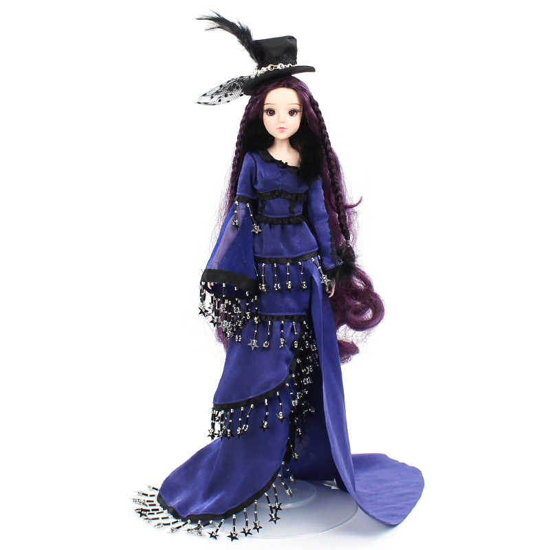 MMG Бесплатная доставка мечта фея BJD кукла 12 созвездий Скорпион с одеждой подставка для обуви 14 шарнир тело он подходит для игрушки подарок