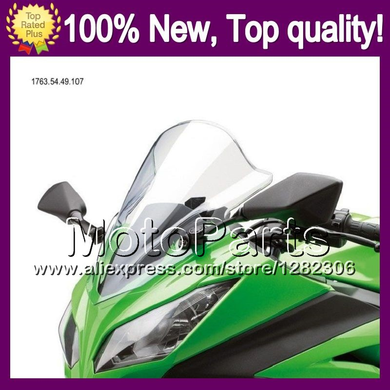 Clear Windshield For HONDA CBR929RR CBR900RR 00 01 CBR 929RR CBR 929 RR CBR929 RR 2000