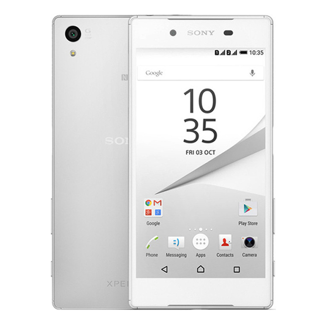 US $89 99 34% OFF|Original Sony Xperia Z5 Japanese Version RAM 3GB ROM 32GB  GSM 23 0MP Camera WCDMA 4G LTE Android Octa Core 5 2 Inches-in Cellphones