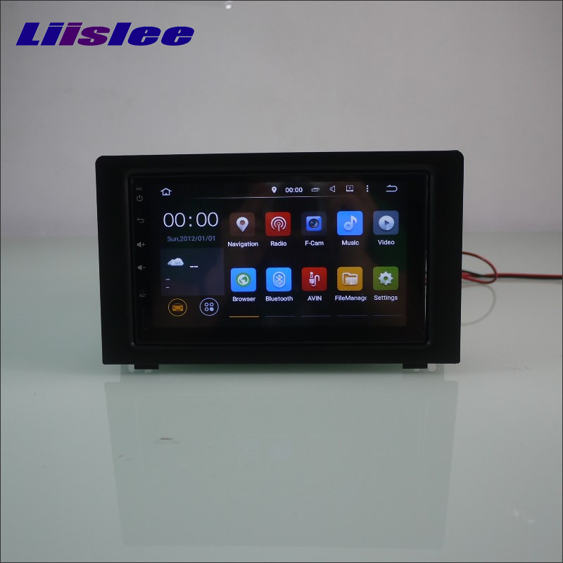 Liislee Car DVD Player GPS NAV Navi Navigation Android System For Saab 9 3 2003~2014 Stereo Radio CD DVD Player GPS Multimedia