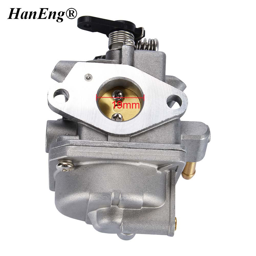CARBURETOR FOR NISSAN TOHATSU MFS6A2 NSF6A2 MFS6B NFS6BN MORE 4 STROKE 6 0HP 148CC 4T OUTBOARD