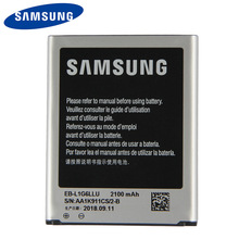 Original Samsung EB-L1G6LLU Battery For Samsung I9300 GALAXY S3 I9308 I535 L710 with NFC 2100mAh цена