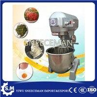 TICARI 20L Sıcak Satış hamur karıştırma makinesi fiyat ekmek hamur karıştırıcı hamur karıştırma makinesi üreticileri