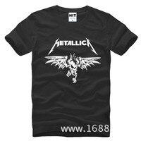 Classic Heavy Metal Metallica Rock Men S T Shirt T Shirt For Men 2015 New Short