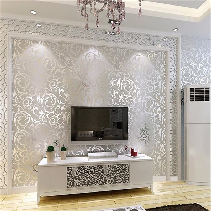 Compare Prices on Wallpaper Silver- Online Shopping/Buy Low Price ...