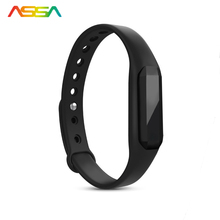 Deportes de Ritmo Cardíaco Pulsera Pulsera Inteligente Podómetro Smartwatch Impermeable Reloj Deportivo Hombres Y Mujeres Para Apple Ios Android Teléfono