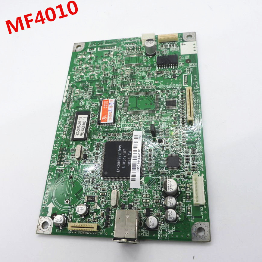Original FK2-5927-000 FM3-5430-000 Formatter Board Used logic Main Board For Canon MF4010 MF4018 MF4012 MF 4010 4018 4012 image