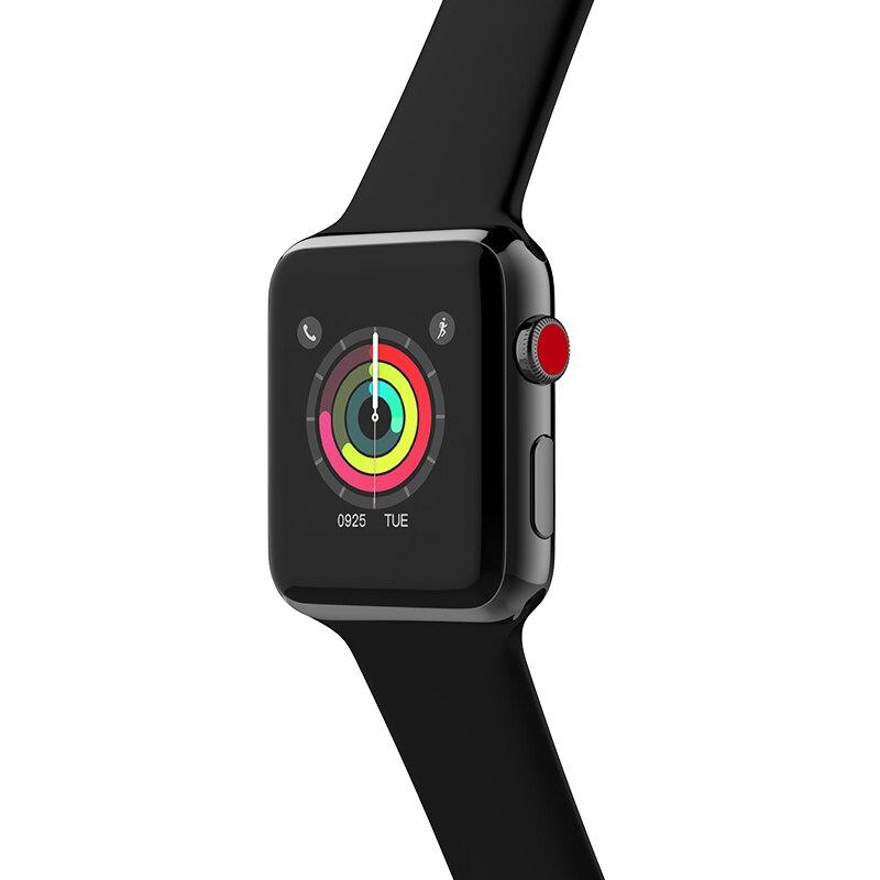 цена на Unisex Smart Wristwatch Intelligent Men Women Watches Silicone Led Bluetooth Connect Sport Digital Watch Black Relogio Masculino