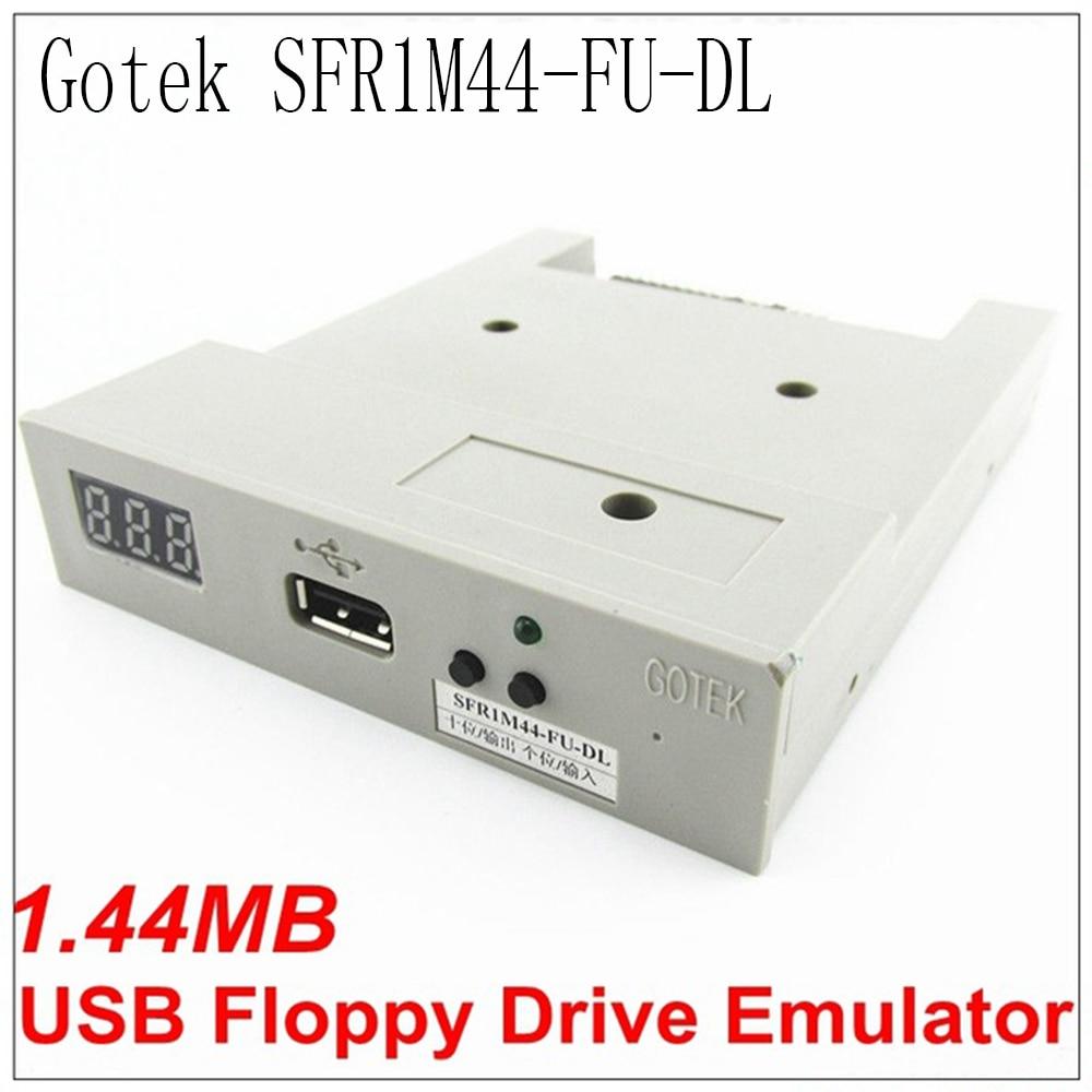 Original Gotek SFR1M44 FU DL 3.5 1.44MB USB Floppy Drive Emulator USB Emulator For YAMAHA KORG ROLAND
