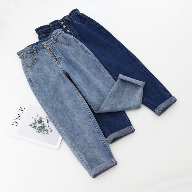 Casual Denim Jeans Pants 1