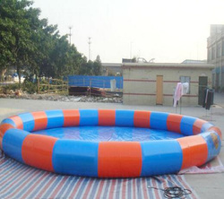 Commercial inflatable pool for sale good quality inflatable pool for summer use